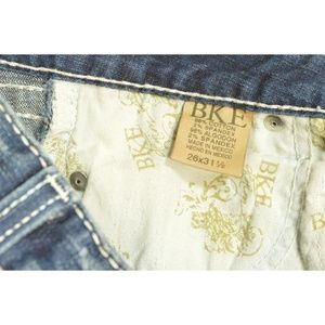 BKE Jeans - BKE Buckle jeans 26 x 31.5 Madison Skinny bling to